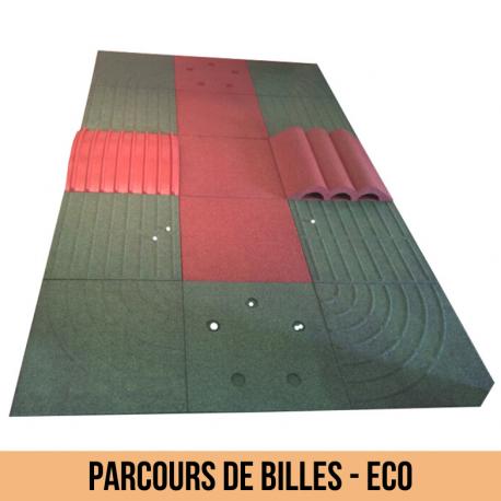Kits parcours de billes - Hexdalle® ECO