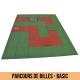 Kits parcours de billes - Hexdalle® BASIC
