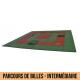 Kits parcours de billes - Hexdalle® INTERMEDIAIRE