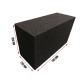 Bloc rectangle de caoutchouc pour le tir - Hexbloc®