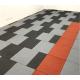 Dalle cross-training avec sous-couche acoustique - Hexdalle® HA-I AC
