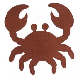 Animaux de la mer - Crabe